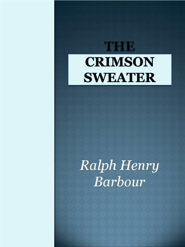 The Crimson Sweater (ebook)